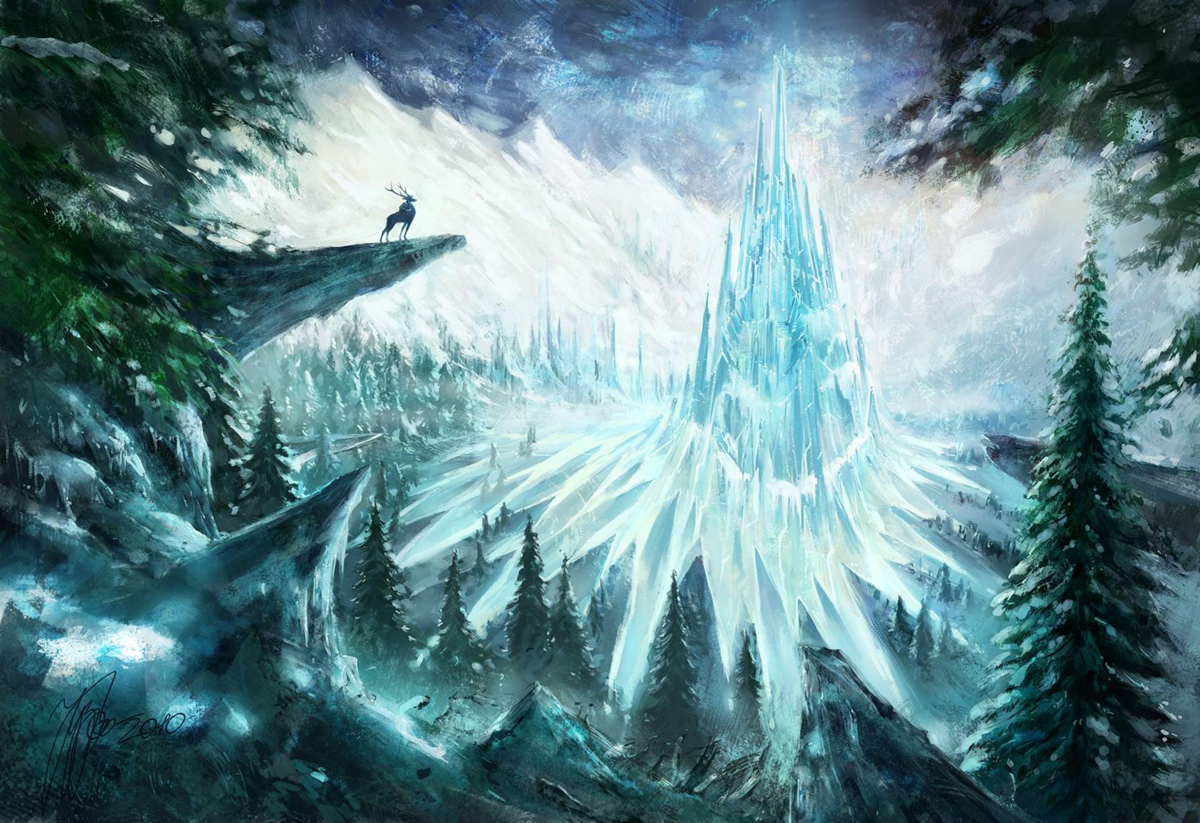 Посох снежной королевКак сделать ложку из дерева