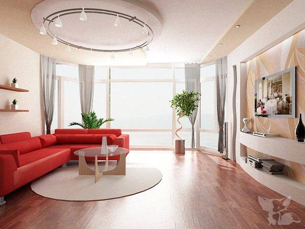 Дизайн как обставить комнату