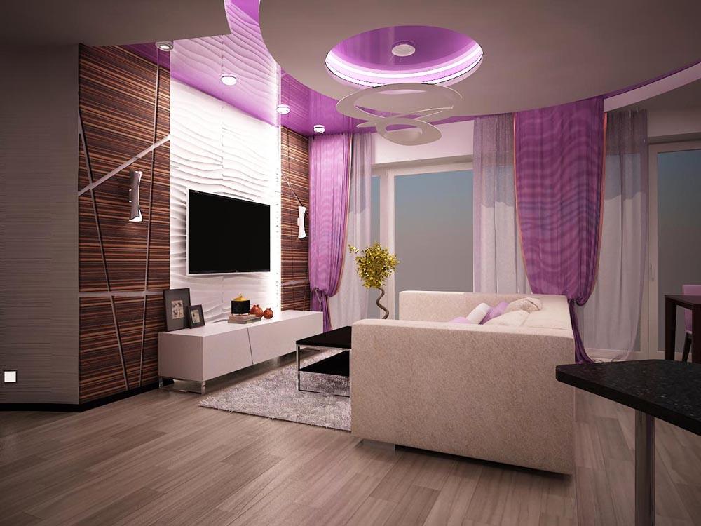Индивидуальный дизайн квартир